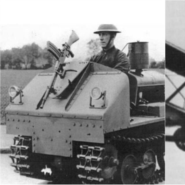 10 Desain Tank Perang Dunia II Paling Konyol, Ada yang Mirip