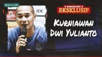 Wawancara Eksklusif - Kurniawan Dwi Yulianto nuansa pemecatan (Bola.com/Adreanus Titus)