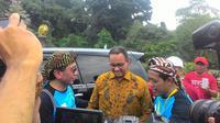 Gubernur DKI Jakarta Anies Baswedan. (Liputan6.com/Achmad Sudarno)
