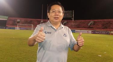 Bali United Pieter Tanuri