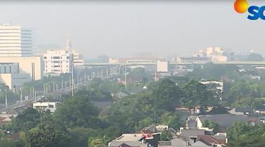 Selama beberapa hari, Ibu Kota berada di peringkat pertama kota dengan kualitas udara terburuk.