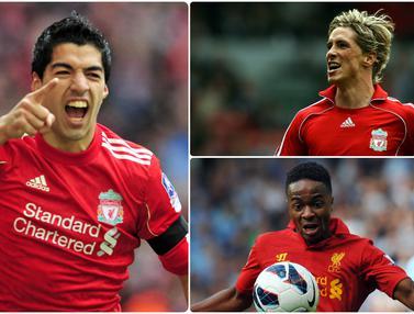 Luiz Suarez dan 4 Penjualan Pemain Termahal Liverpool