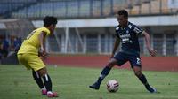 Winger Persib Bandung Frets Listanto Butuan. (Foto: MO Persib)