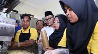 Akses Masyarakat Terhadap Balai Latihan Kerja Terus Diperluas