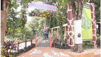 Jogging Track Kebun Binatang Surabaya (sumber: Instagram/dishubsurabaya)