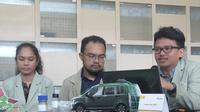 Mobil pintar pengolah limbah plastik menjadi bahan bakar alternatif dari UGM menjadi juara dunia