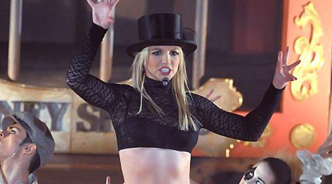 Britney Spears (AFP)