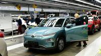 Pabrik mobil listrik Hyundai di Ceko (InsideEV)