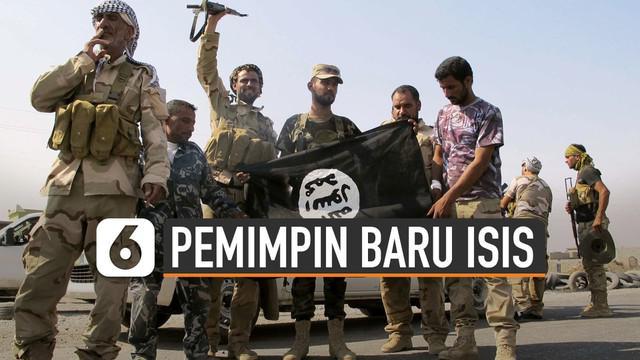 ISIS dikabarkan punya pemimpin baru. Sosoknya sudah teridentifikasi data intelijen.