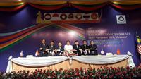Semua pimpinan operator kereta api ASEAN sepakat untuk mebentuk portal bersama.
