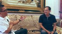 Roy Marten saat diwawancarai Helmy Yahya