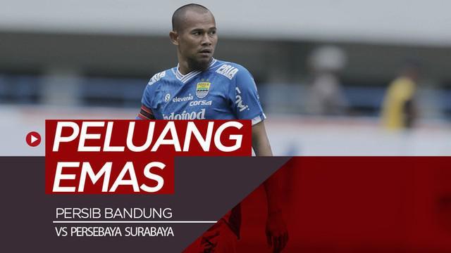 Berita video peluang-peluang emas Persib Bandung ketika menghadapi Persebaya Surabaya pada laga keduanya di grup A Piala Presiden 2019 di Stadion Si Jalak Harupat, Kamis (7/3/2019).