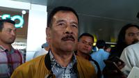 Manajer Persib Bandung, Umuh Muchtar. (Bola.com/Erwin Snaz)