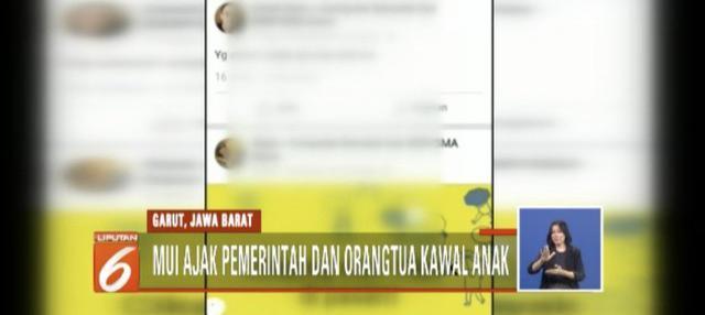 Majelis Ulama Indonesia Kabupaten Garut juga mengaku kaget dan prihatin.