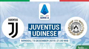 Serie A - Juventus Vs Udinese (Bola.com/Adreanus Titus)