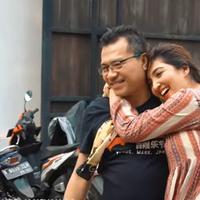 Anang Hermansyah dan Ashanty (Youtube/The Hermansyah A6)
