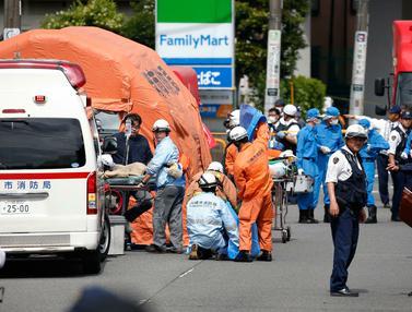 19 Orang Jadi Korban Penusukan Massal di Kawasaki Jepang
