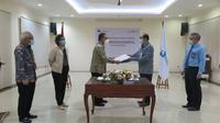 Kementerian Keuangan mengangkat Arus Gunawan sebagai Anggota Dewan Direktur Lembaga Pembiayaan Ekspor Indonesia (LPEI). (Dok Kemenkeu)