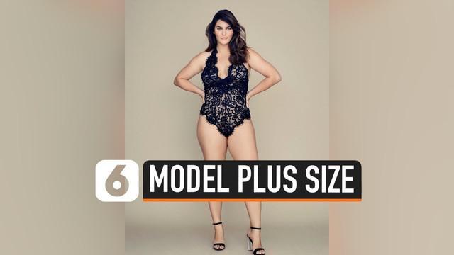 Untuk pertama kalinya dalam sejarah, label lingerie ternama dunia, Victoria's Secret memakai model plus size di iklan terbarunya. Hal ini bertujuan dalam penyeragaman bentuk tubuh wanita dunia.