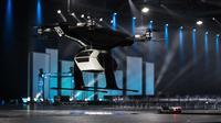Audi Pop.Up prototipe taksi terbang masa depan. (Motor1)