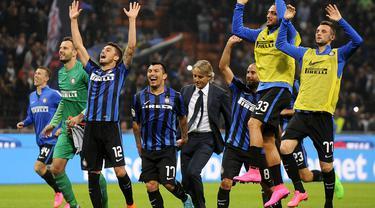 Inter Milan vs AC Milan / LIPUTAN6.COM