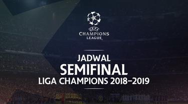 Berita video jadwal Liga Champions 2018-2019 leg kedua. Barcelona tantang Liverpool, Rabu (8/5/2019) di Anfield, Liverpool.