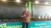 Asmuni adalah mantan Pekerja Migran Indonesia (PMI) yang kini sukses menjadi pebisnis.