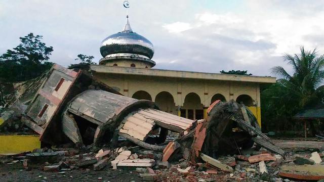 Ada Kaitan Gempa Aceh 6 5 Sr Dengan Tsunami 2004 Global Liputan6 Com