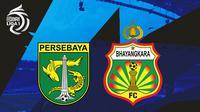 BRI Liga 1 - Persebaya Surabaya Vs Bhayangkara FC (Bola.com/Adreanus Titus)