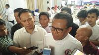 Ketika terpilih jadi Gubernur Sulsel 2018-2023, Nurdin Abdullah ingin kawasan wisata Malino dikembangkan (Liputan6.com/ Eka Hakim)