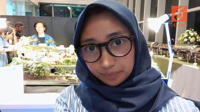 Hasil bidikan kamera selfie Oppo Reno (Liputan6.com/ Agustin Setyo W)