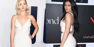 Kehamilan Kylie Jenner memang rahasia bagi dunia, namun tidak untuk keluarga dan teman-teman dekat, termasuk Jennifer Lawrence. (The Loop)