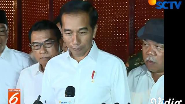 Bagi Jokowi, Prabowo yang menjadi rivalnya dalam pemilihan presiden 2014 dan 2019, mempunyai niat baik untuk sama-sama memajukan bangsa Indonesia.