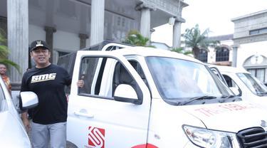 Wali Kota Semarang Perkenalkan Kembali Mobil Esemka