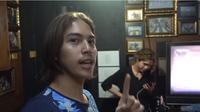 El dan Dul di studio legend milik Ahmad Dhani (Sumber: YouTube/El Rumi)