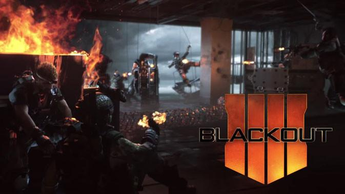Blackout akan jadi nama battle royale mode di Black Ops 4. (Doc: Dexerto)