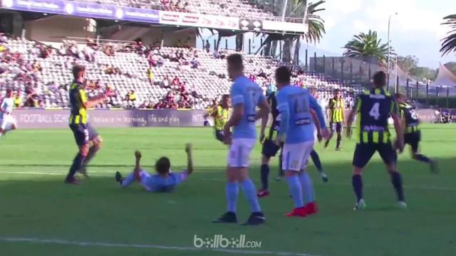Marcin Budzinski mencetak gol penyama brilian untuk memastikan hasil imbang 2-2 Melbourne City saat menghadapi tuan rumah Central ...