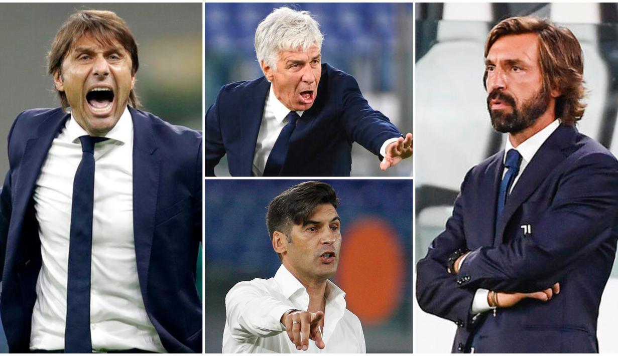 Pelatih Inter Milan, Antonio Conte, menempati posisi puncak daftar pelatih dengan gaji tertinggi di Serie A musim 2020-2021. Menariknya, selisih bayaran Conte dengan para pelatih yang lain bagaikan bumi dan langit.