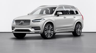 Volvo rencanakan untuk tidak lagi pakai alfanumerik sebagai nama modelnya