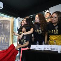 Preskon trailer film Tumbal Arwah Nyai (Nurwahyunan/Fimela.com)