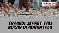 Tragedi Jepret Tali Bocah di Gorontalo