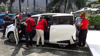 Toyota Owner Club (TOC) menggelar Halal Bihalal sekaligus berkenalan dengan Toyota Sienta