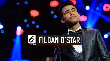 """Perjuangan Fildan dalam D'Star Indosiar mencapai puncaknya. Bintang asal Bau-Bau, Sulawesi ini terpilih sebagai juara 1 di kompetisi menyanyi dengan gelar """"bintang segala bintang"""" itu."""