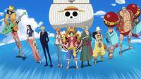 Anime One Piece. (Twitter @ToeiAnimation