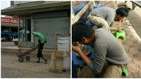Aksi Orang Saat Membuat Susah Diri Sendiri ini Bikin Geregetan (sumber:Instagram/awreceh.id)