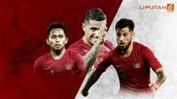 Banner Infografis Timnas Tak Berdaya di Piala AFF 2018. (Liputan6.com/Triyasni)