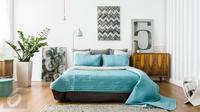 Agar terhindar dari bakteri yang berkembang biak, lakukan waktu yang tepat untuk membersihkan tempat tidur. (Foto: iStockphoto)