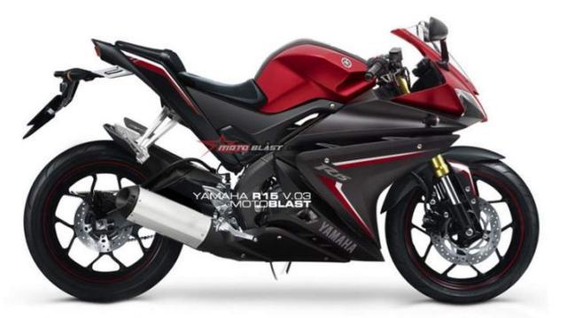 Ini Ubahan Di Yamaha R15 Terbaru Otomotif Liputan6 Com