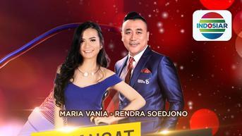 Saksikan Live Streaming Vidio Semangat Senin Indosiar Bersama Maria Vania dan Rendra Soedjono, Senin 20 September 2021 Pukul 16.00 WIB