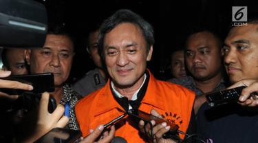 Mantan Petinggi Lippo Group Eddy Sindoro Resmi Ditahan